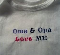 Oma & Opa Shirt