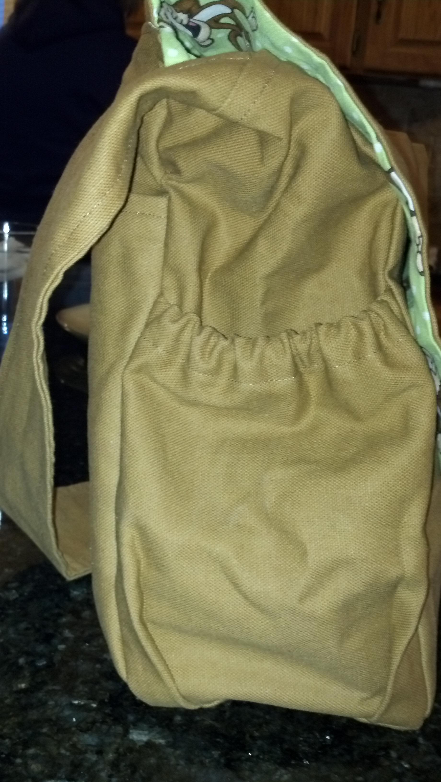 Diaper Bag Bottle Hold4er