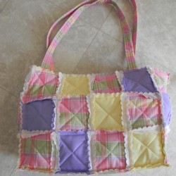 Kenzie's diaper bag
