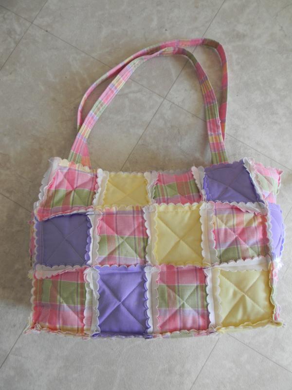 Kenzie's diaper bag