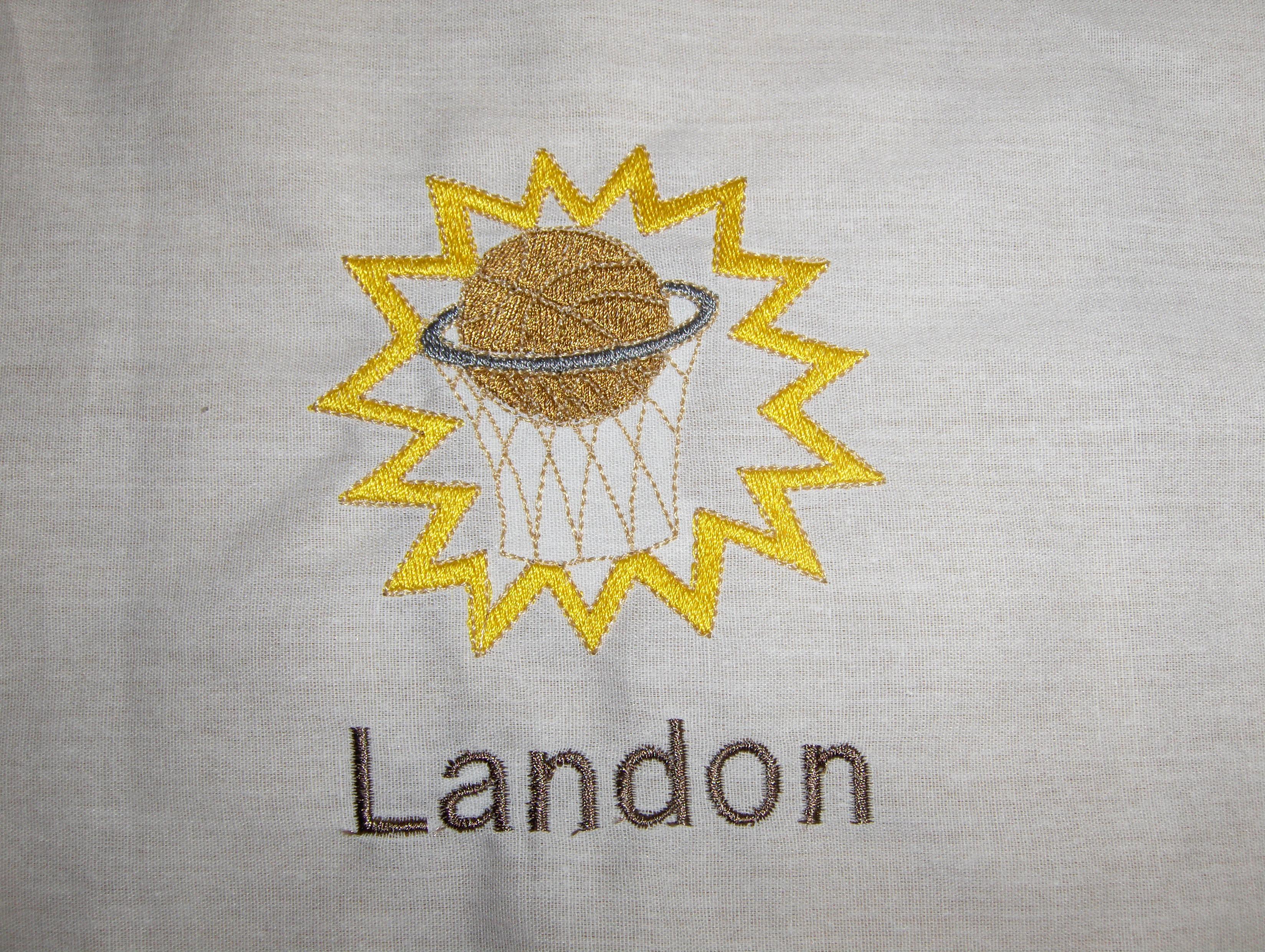 Landon Basketball