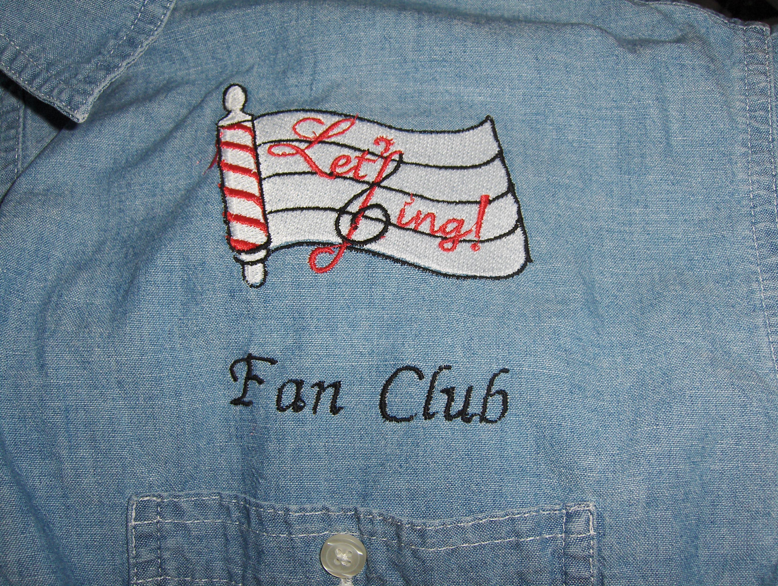 LetsSingFanClub