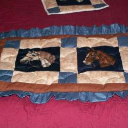Horse Pillow Shams